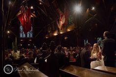 Wedding ceremony at St Pauls. Wellington wedding venue. Photography by PaulMichaels http://www.paulmichaels.co.nz/