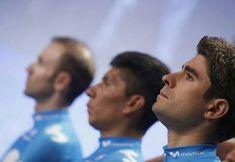 Valverde Quintana & Landa of Movistar