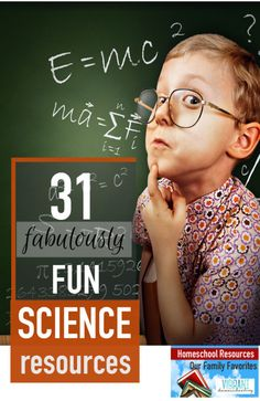 Here are 31 fresh and fun homeschool science curriculum and resources. Are your favorites featured? Don't miss all the great ideas in this series on our favorite homeschool resources. Vibrant Homeschooling