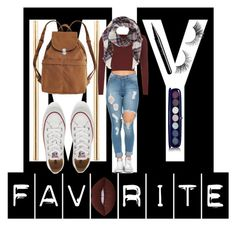 """""""My faves- ripped jeans,comfy shoes and dramatic eyes and lips"""" by rfaizaxx ❤ liked on Polyvore featuring WearAll, BAGGU, Converse, Lime Crime, Marc Jacobs, contest, comfy, ripped and dramatic"""