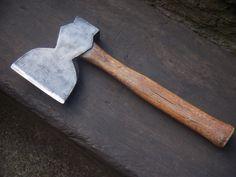 Nice Plumb broad hatchet or also called carpenters hatchet.