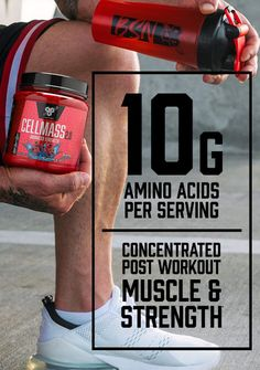 Helps promote strength and endurance when training! Big Muscle Training, Best Supplements, Post Workout, Amino Acids, Strength, Keto, Fitness, Muscle Up, Electric Power