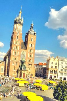 15 ways to travel like a local in Krakow, Poland