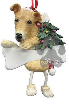 Dangling Leg Greyhound Dog Christmas Ornament http://doggystylegifts.com/products/dangling-leg-greyhound-dog-christmas-ornament