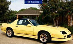 1987 Chevrolet IROC Z28 5.7 Liter - Matt Garrett