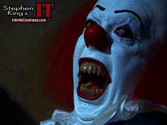 steven king horror movies | Stephen King's IT - Horror Movies Wallpaper (30765076) - Fanpop ...