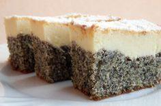 Myslíme si, že by sa vám mohli páčiť tieto piny - sbel No Cook Desserts, Sweet Desserts, Sweet Recipes, Kolaci I Torte, Czech Recipes, Sweet Cakes, Desert Recipes, Yummy Cakes, Amazing Cakes