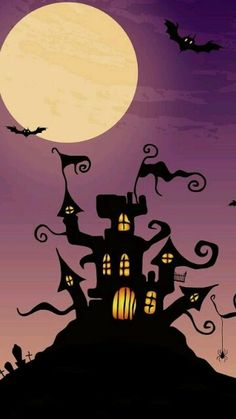 Casa Embrujada  By JANA