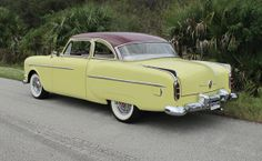 1953 Packard Clipper Sportster