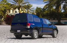 Ultimate camper shells car and truck aftermarket parts and restoration -  Toyota Tundra