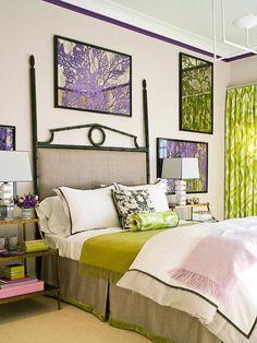 39 Tropical Bedroom Designs
