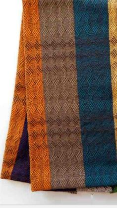 Bold/wide stripes with interested added by overall pattern