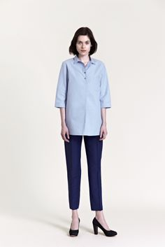 Bell Shirt and Maddy Trousers | Samuji Resort 2014 Collection