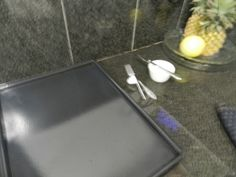 Le Petit Fillan Guest House, Sandton Upmarket Accommodation - #homeawayfromhome, Tray, fork, bowl of water, and fork ready...