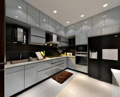 Fantastic Photographs modular kitchen design Style Having a great structure is a lot more vital as compared with everthing else within your kitchen. Kitchen Design Small, Kitchen Cabinet Design, Contemporary Kitchen Cabinets, Kitchen Remodel, Kitchen Decor, Interior Design Kitchen, Kitchen Modular, Kitchen Furniture Design, Kitchen Layout