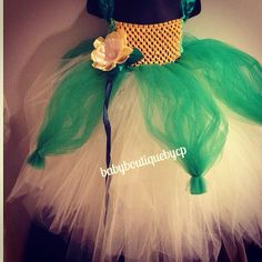 Princess in the frog tutu on Etsy, $85.00
