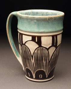 Rachael DePauw, Art of the Cup 2012, Center for Southern Craft & Design
