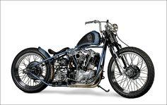 1940 EL / BULLET CUSTOM CYCLE
