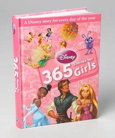 365 Stories for Girls by Disney Books