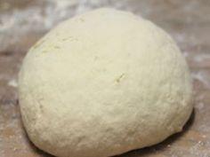 Receta de Masa para Pizza con Sólo Dos Ingredientes | Prueba esta fácil receta para hacer masa para pizza usando sólo dos ingredientes!