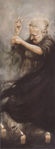 lunasabatica:Jean-Baptiste Monge: Spelling Witch.