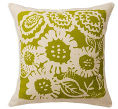 screen printed pillow http://www.lshf.org/