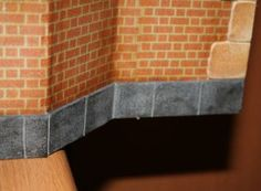 how to: quoins and foundation stones
