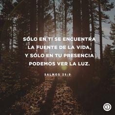 •♥• ✿ڿڰۣ(̆̃̃ღ •♥• ✿ڿڰۣ(̆̃̃ღ ✿ڿڰۣ(̆̃̃ღ•♥• ✿ڿڰۣ(̆̃̃ღ •♥• ✿ڿڰۣ(̆̃̃ღ  Porque contigo está el manantial de la vida; en tu luz veremos   la luz.... Salmo 36:9  •♥• ✿ڿڰۣ(̆̃̃ღ •♥• ✿ڿڰۣ(̆̃̃ღ ✿ڿڰۣ(̆̃̃ღ•♥• ✿ڿڰۣ(̆̃̃ღ •♥• ✿ڿڰۣ(̆̃̃ღ