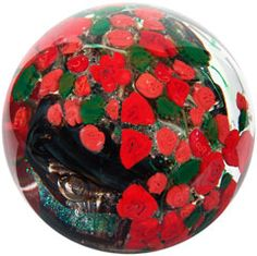 Shawn Messenger: Rose Garden paperweight