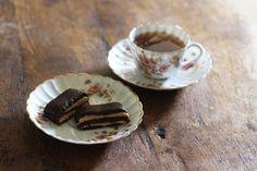 Raw Vegan Chocolate Peanut Layer Cookies