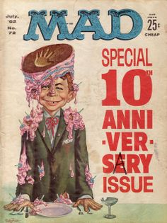 MAD Magazine Cover