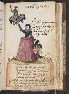 Johan Jacob Firnhaber's album amicorum (1614), from Uppsala University Library's Waller collection - ms Y 50 k
