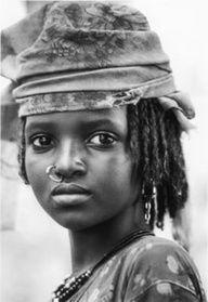 African Child - Marie-Laure de Decker