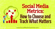 Social Media Metrics: How to Choose and Track What Matters http://www.socialmediaexaminer.com/social-media-metrics-how-to-choose-and-track-what-matters?utm_source=rss&utm_medium=Friendly Connect&utm_campaign=RSS @smexaminer