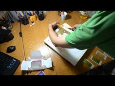 Gilding on glue 02 - Byzantine Iconography - YouTube