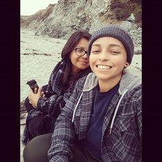 Lesbian camping days