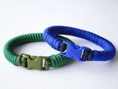 """How to Make the """"Conquistador"""" Paracord Bracelet/Diamond Knot and Loop--CBYS Paracord - YouTube"""