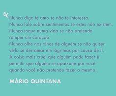 - Mario Quintana