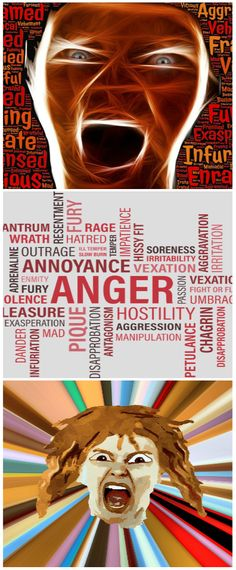 Motivation Mondays: ANGER - Let it go! #anger #motivation