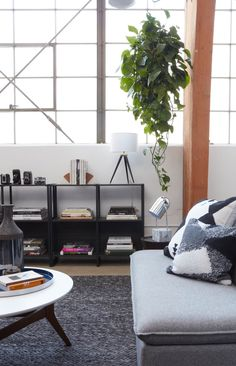 Marble And Wood Bookend Target   Emily Henderson Target Loft Masculine  Neutral Project 62 13