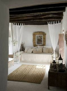 Welcome to Sweet Home Style Decor, Interior, Home, Home Bedroom, Gorgeous Houses, House Interior, Bed, Interior Design, Rustic House
