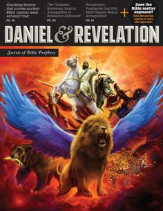 This chapter-by-chapter, easy-to-follow guide through the Bible books of Daniel and Revelation. (I have this. It is a good one.)