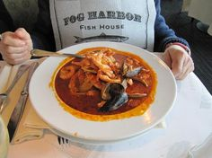Fog Harbor Fish House: Seafood Cioppino