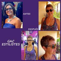 Cambios de look que encantan, ven y te asesoraremos si quieres un cambio :)