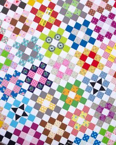 This is a listing for the Scrappy Day Trip Quilt Pattern (pdf file) ~ available for immediate download; a traditional quilt design using modern fabrics, and is suitable for a confident beginner to intermediate sewer. It does require experience in rotary cutting, basic straight line sewing, and foundation paper piecing. It is a fresh and modern quilt pattern based on a traditional quilt block and techniques for which step by step tutorials are provided with many clear diagrams and…