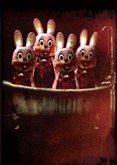 Robbie the Rabbit - Silent Hill Wiki - Your special place about everyone's favorite resort town.
