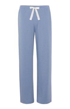 Primark - Blue Wide Leg Jogging Trouser
