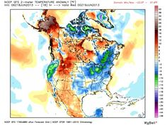 "All-Time Heat Records Broken in . . . Alaska?! A massive dome of high pressure, sometimes referred to as a ""heat dome,"" has set up shop over Alaska, bringing all-time record temperatures just a few weeks after parts of the state had a record cold start to spring. In some cases, towns in Alaska were warmer on Monday and Tuesday than most locations in the lower 48 states."