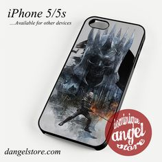 The witcher Phone case for iPhone 4/4s/5/5c/5s/6/6 plus