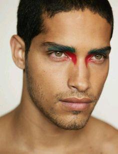 men eyeliner - Google Search